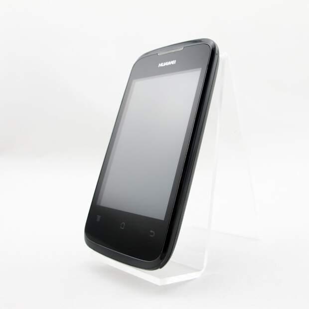 Huawei Ascend Y200 Schwarz Akzeptabel