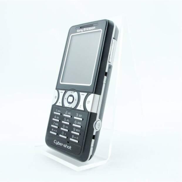 Sony Ericsson K550i Schwarz