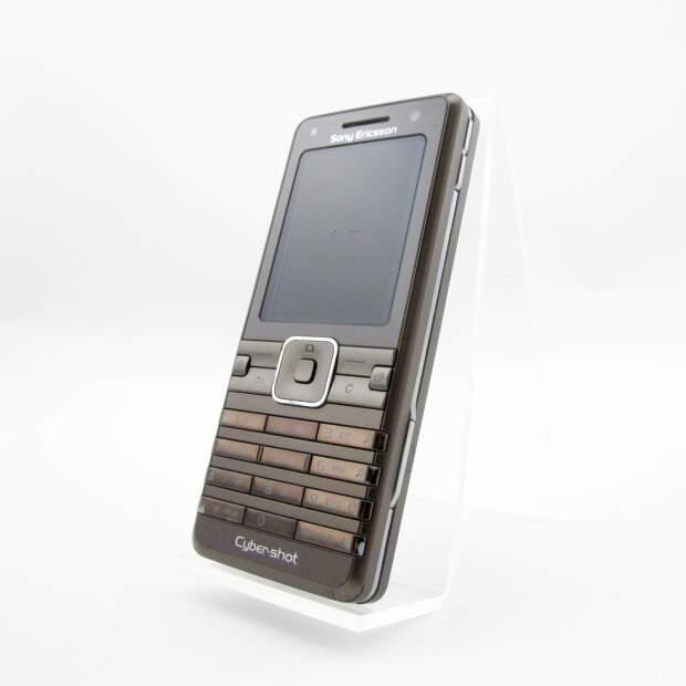 Sony Ericsson K770i braun