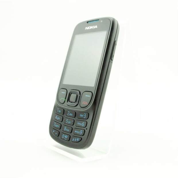 Nokia 6303 classic Schwarz