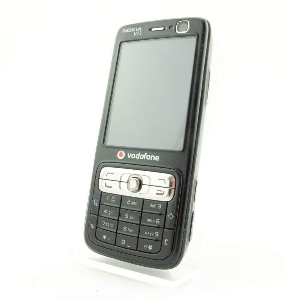 Nokia N73 Handy incl. Ladegerät in Hessen Fulda | Nokia