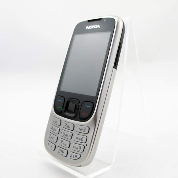 Nokia 6303 classic steel