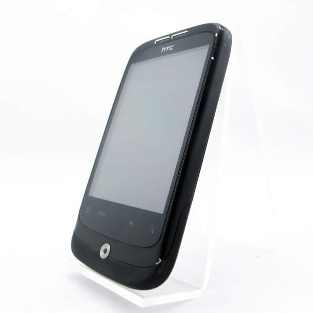 HTC Wildfire PC49100 Schwarz