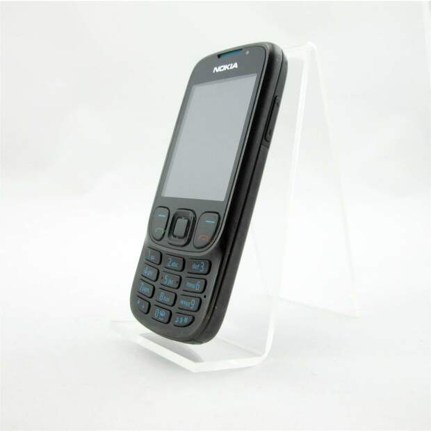 Nokia 6303 classic Schwarz Akzeptabel