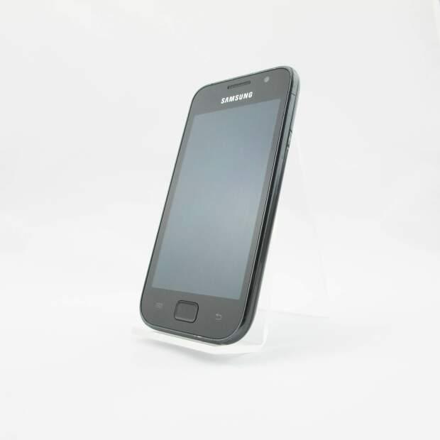 Samsung Galaxy SL I9003 schwarz