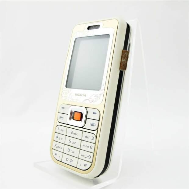 Nokia 7360 Gold Akzeptabel