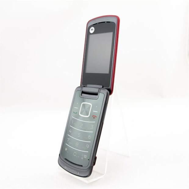 Motorola Gleam Rot
