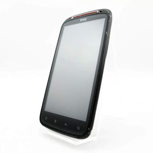 HTC Sensation XE Rot Akzeptabel