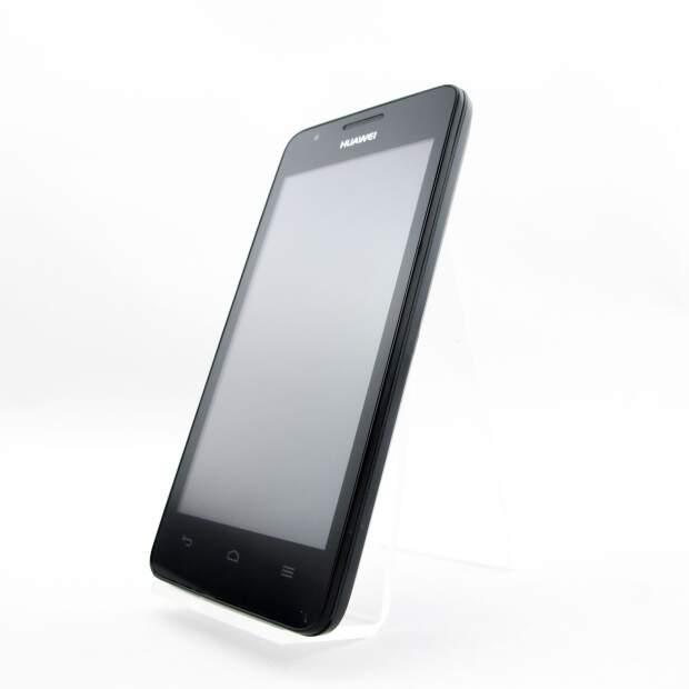 Huawei Ascend G510 Schwarz