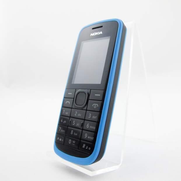 Nokia 113 Blau Gut