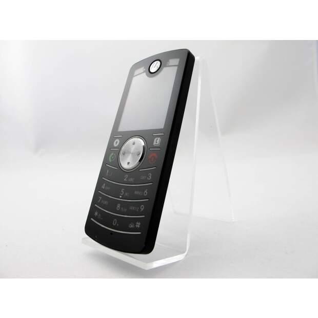 Motorola Motofone F3 Schwarz Gut