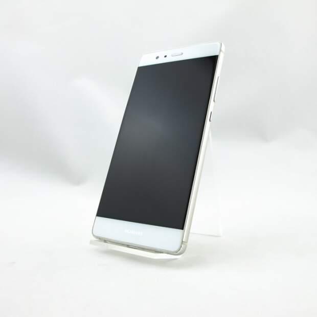 Huawei P9 Silber Gut